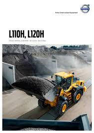 l110h l120h volvo construction equipment pdf catalogue