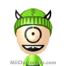 miicharacters miicharacters miis tagged monsters