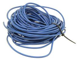 10 gauge primary wire blue per foot deka accessories and parts
