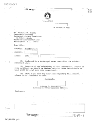 cover letter for cia cia memo background paper on redacted subject sent to various
