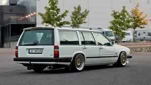 volvo track from family volvo 940 to track show car u2022 tbgstance