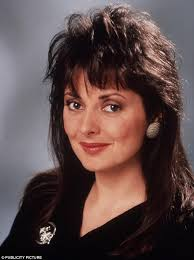 femail looks back at carol vorderman s hairstyle hits and misses