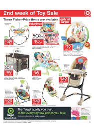 Fisher Price High Chair Swing Target Catalogue Australia U0027s Biggest Toy Sale 2nd Big Week Page 15