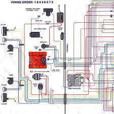 57 chevy dash wiring diagram wiring diagram and schematic design