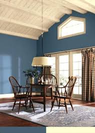 dining room colors with dark furniture best ideas on paint blue