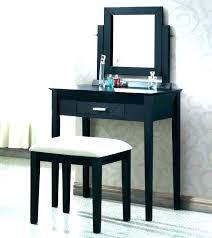 black vanity set with lights small makeup vanity small corner makeup vanity makeup dressers