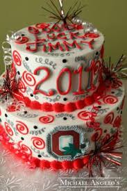 ohio state birthday cake cake ideas pinterest birthday cakes