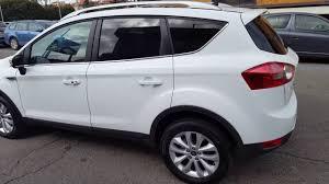 Ford Kuga 2 0 Tdci Titanium 4wd Automatica Youtube