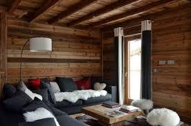 canapé style chalet deco intérieur chalet moderne salons chalet design and swiss chalet