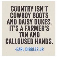 true just because i don u0027t wear boots don u0027t mean i u0027m not country y