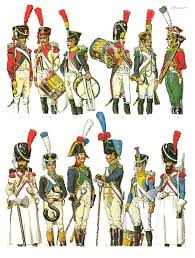 Armchair General Forums Napoleonic French Line Infantry Uniform Distinctions Armchair