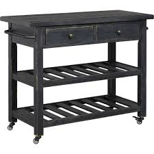 signature design by ashley marlijo kitchen cart kitchen storage