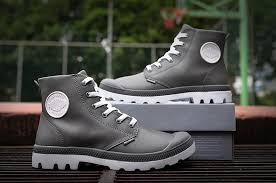 s palladium boots canada genuine leather palladium boots unisex design waterproof