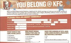 kfc job application ingyenoltoztetosjatekok com