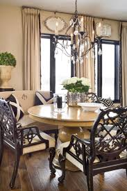 731 best what a view beautiful window treatments images on joy tribout interior design i am mad for a round table cream and black superb look