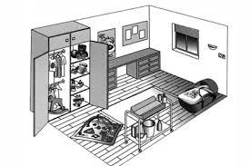 plan d une chambre plan de chambre plan chambre o mettre le lit dans la chambre c té