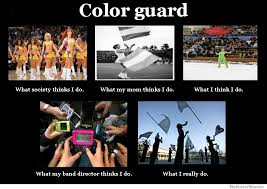 Color Guard Memes - cheney color guard home
