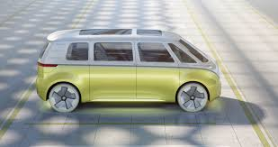 concept bus volkswagen u0027s all electric vw bus concept is entirely glorious u2013 bgr