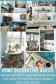 Home Decor Bloggers by How To Get Started Decorating A Home U2022 Our House Now A Home