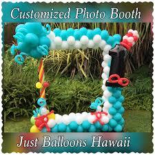 balloon delivery hawaii photo balloon frame just balloons hawaii 808 854 1593