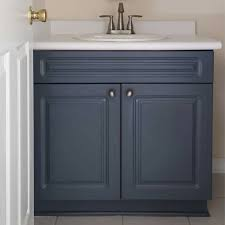 what paint is best for bathroom cabinets how to paint a bathroom vanity angela made