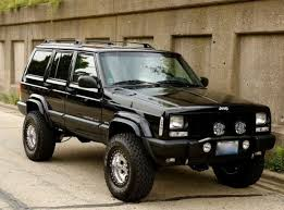 jeep cherokee lights semi street cherokee four by four pinterest cherokee jeeps