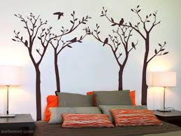 Beautiful Wall Stickers by Bedroom Wall Painting Ideas For Bedroom New Decorating Bedroom