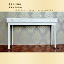 White Wood Desk White Study Table Crowdbuild For