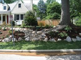 Big Rock Garden Stunning Large Rock Landscaping Ideas 32 Backyard Rock Garden