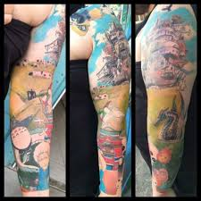 tattoo hitches a ride to rick and morty u0027s anatomy park nerdist