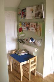 our play space kitchen art corner childhood101
