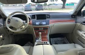 nissan teana 2009 interior cardealer 2006 infinity m45 sport