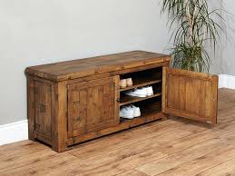 oak shoe storage bench hall bench with shelves where to buy