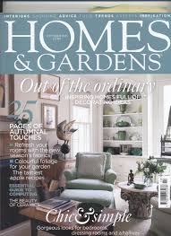 Best Home Design Magazines Uk by Homes And Gardens Home Designing Ideas