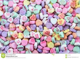 heart candies valentines day candy hearts stock photo image of flavourful