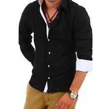 collection of black dress shirt men best 25 black dress shirt
