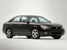 2006 hyundai sonata gls v6 mpg 2006 hyundai sonata 4dr sdn gls v6 auto for sale in seaside ca