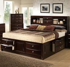 bed frames wallpaper high resolution black wooden platform bed