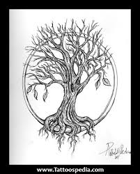 the tree of life tattoo pictures
