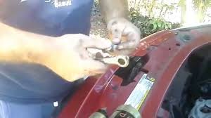 replace starter and or motor mount on a chrysler s youtube