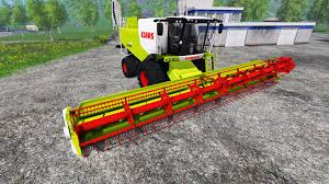 claas lexion 750 v1 3 for farming simulator 2015