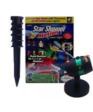 motion laser light projector outdoor star projector christmas lights ebay