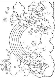 coloring fancy care bears coloring pages free printable