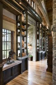 63 best foyer area images on pinterest homes architecture and locati architects were responsible for the design of this contemporary rustic mountain retreat residing in the beautiful countryside of jackson wyoming