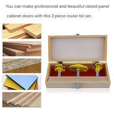 Kitchen Cabinet Router Bits Cabinet Door Router Bits Ebay