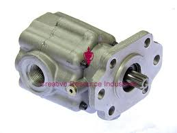 Haldex Barnes Gear Pump Hydraulic Gear Motors Crii