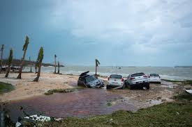 Moon Cottage St John by In Hurricane Irma U0027s Ruinous Wake U0027i Feel Like I U0027m On The Moon