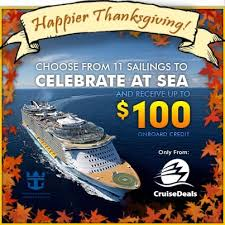 cruise deals america alaska thanksgiving cruise sales