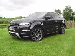 new land rover evoque land rover range rover evoque 2 0 si4 dynamic lux 4x4 5dr