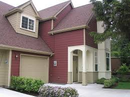 red house paint with exterior paint comparison exterior paint